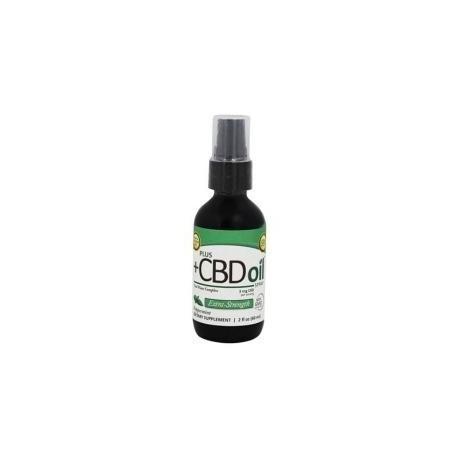 CBD Spray 500 mg Peppermint 2 oz