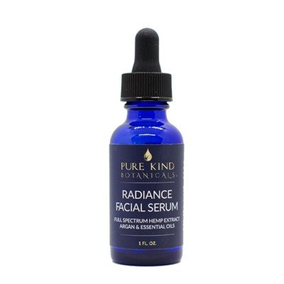 Pure Kind Botanicals Hemp CBD Radiance Facial Serum