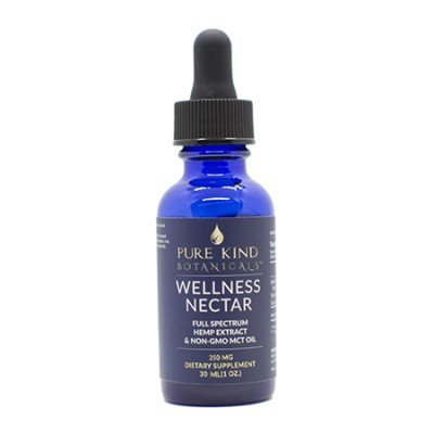 Pure Kind Botanicals Hemp CBD oil 250mg