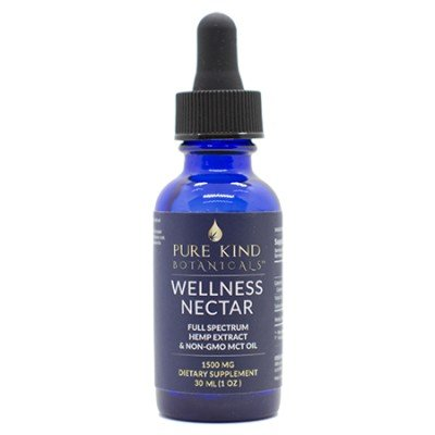 Pure Kind Botanicals Hemp CBD Oil 3000mg