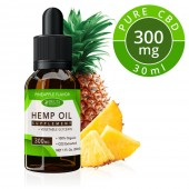 Delta Botanicals Hemp Oil 300 mg Pineapple