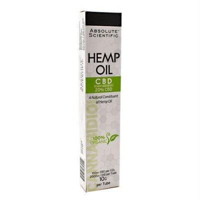 Absolute Scientific Hemp Oil - Gluten Free