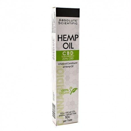 Absolute Scientific Hemp Oil - Gluten Free