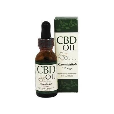 CBD Cannabidiol Oil 10.5mg 1 OZ