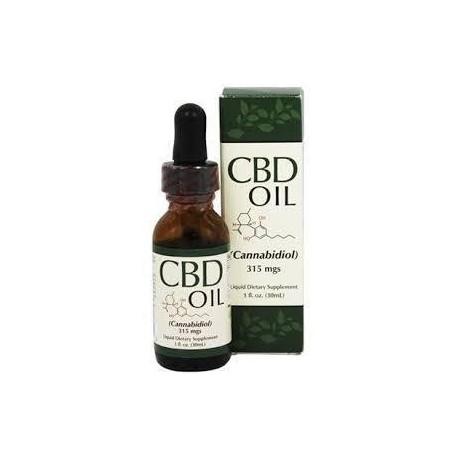CBD Cannabidiol Oil 10.5mg 1 OZ