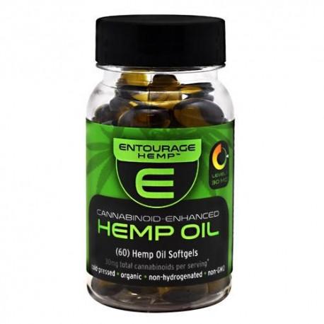 Cannoid Entourage Hemp Oil