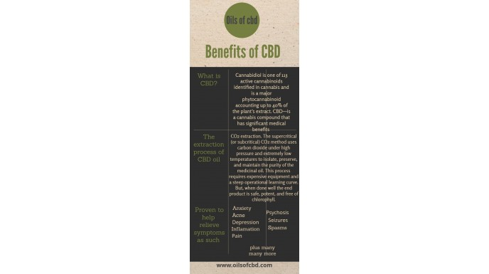 How to Identify High-Quality CBD Organic Oil?